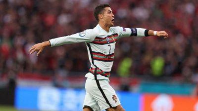 Euro 2020: due gol per la storia, Ronaldo supera Platini