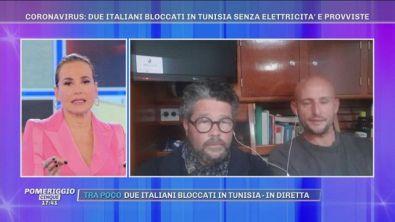 Coronavirus: due italini bloccati in Tunisia senza elettricità e provviste