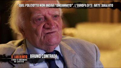 La storia di Bruno Contrada: da inquirente ad inquisito