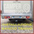 CAMPER-GO INSTALLAZIONE GANCIO TRAINO