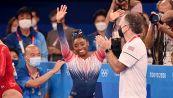 Olimpiadi, quanto guadagna la ginnasta Simone Biles