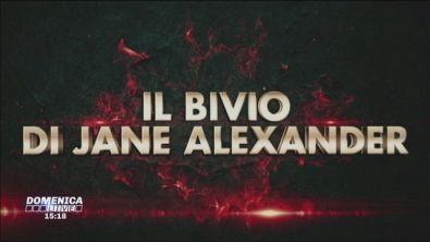 Il bivio di Jane Alexander