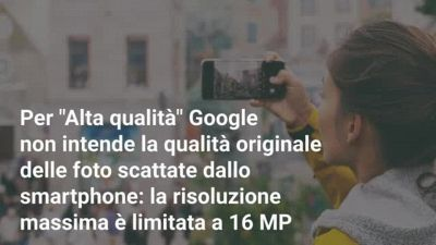 Google Foto: che succede il 1 Giugno