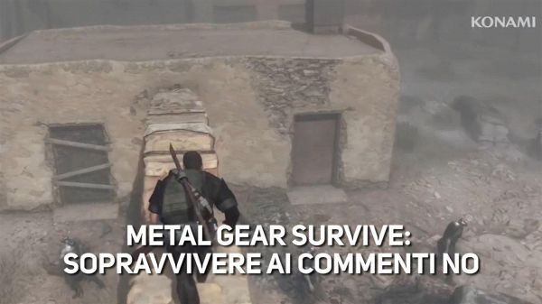 Metal Gear Survive: degno spin-off o ciofeca?