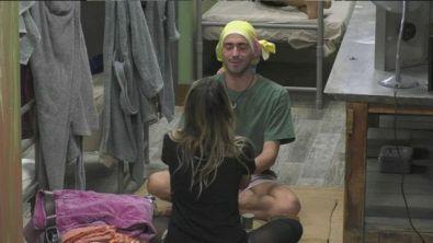 Meditazione di coppia con Myriam e Tommaso