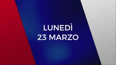 Stasera in Tv sulle reti Mediaset, 23 marzo