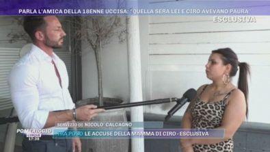 Omicidio Paola Gaglione, le parole delle amiche