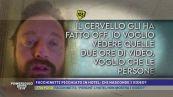 Francesco Facchinetti preso a pugni da Conor McGregor - Le parole di Facchinetti