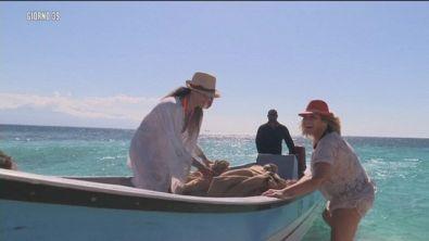 Arrivo sull'Isola che non c'è!