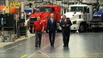 Accordo al Senato Usa per maxi-piano su infrastrutture di Biden