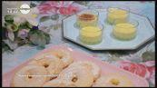 Zabaione con biscotti