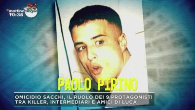 Omicidio Luca Sacchi: il ruolo dei protagonisti