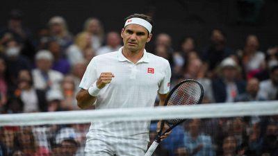 Federer a Wimbledon: tutte le vittorie di uno dei tennisti più forti di sempre