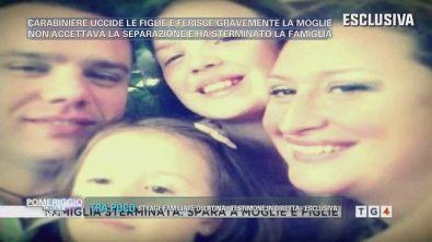 Carabiniere uccide le figlie e ferisce gravemente la moglie
