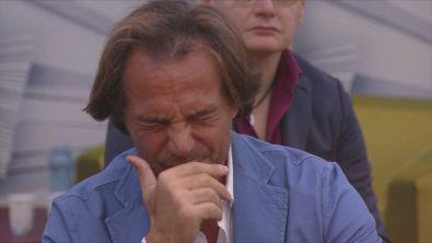 Le lacrime di Antonio Zequila