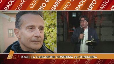 La Cassazione conferma la condanna di Antonio Logli