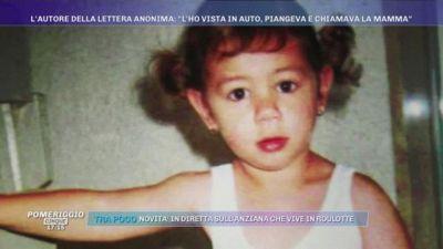 La scomparsa di Denise Pipitone: nuovi dettagli sulla lettera anonima
