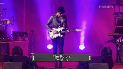 Twisting - Live in Expo - The Kolors