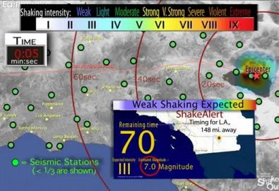 ShakeAlert—Earthquake Early Warning. How does it work_