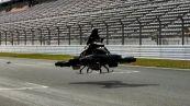 In Giappone parte la vendita delle prime moto volanti