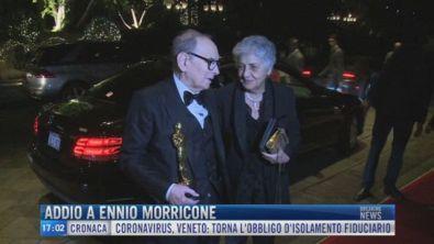 Breaking News delle 17.00 | Addio a Ennio Morricone