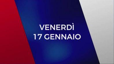 Stasera in Tv sulle reti Mediaset, 17 gennaio
