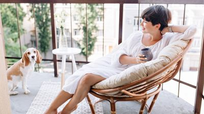 4 modi per rendere accogliente il balcone