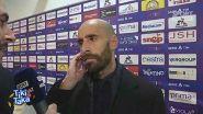 "Inter, Borja Valero: ""Deluso per la vittoria mancata"""