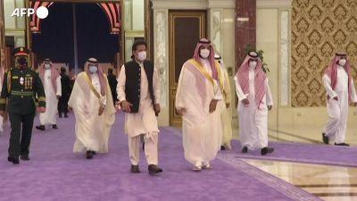 Arabia Saudita e Pakistan firmano un patto per rinsaldare i rapporti