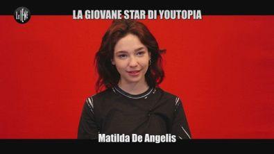 Nudo, anoressia e facce buffe: l'intervista a Matilda De Angelis