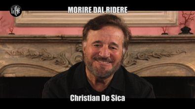 INTERVISTA: Christian De Sica: cinema, amore e prime volte
