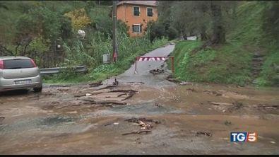 In Piemonte e in Liguria maltempo da incubo