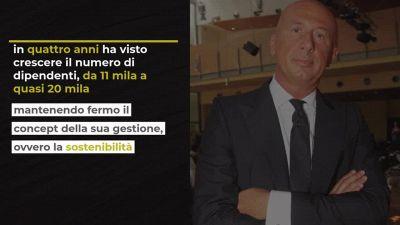 Marco Bizzarri, chi è e quanto guadagna