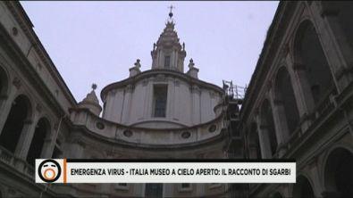 Italia museo a cielo aperto: il racconto di Sgarbi