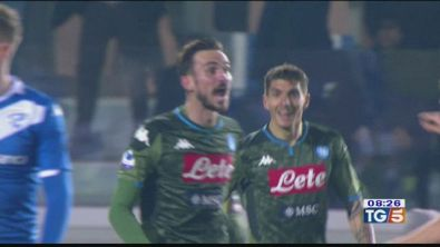 Napoli in rimonta la Juve tenta l'allungo