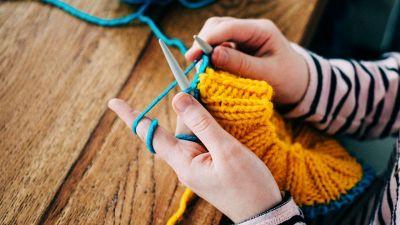 Come imparare a lavorare a maglia
