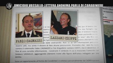 GOLIA: Omicidio Vassallo, nuove rivelazioni in una lettera anonima?