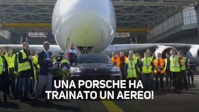 Nuovo record del mondo per Porsche e Air France!