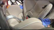 Scoppia l'airbag, muore neonato