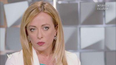 Giorgia Meloni: il mio rapporto con le critiche