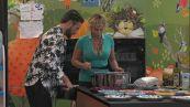 Alex e Carmen chef della giornata