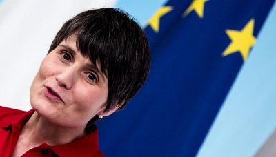 Samantha Cristoforetti, la prima donna europea al comando della Iss