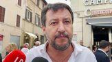 """Salvini: """"Il premier lo scelgono gli italiani e io sono pronto"""""""