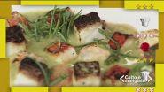 Zuppa di pesce caramellata
