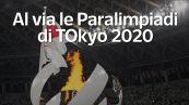 Al via le Paralimpiadi di Tokyo 2020