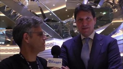 Intervista a Leonardo Massa, Country Manager Italia di MSC Crociere
