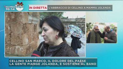 Cellino San Marco piange la mamma di Al Bano