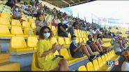 L'Emilia Romagna apre gli stadi a mille persone