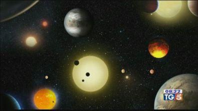 Acqua su un pianeta a 100 anni luce da noi