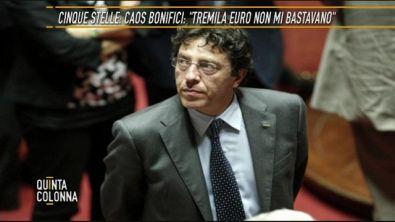 """Cinque Stelle; """"Tremila Euro al mese non mi bastano"""""""